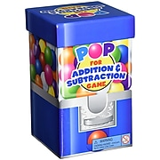 Learning Resources Pop For Addition & Subtraction Game, Grades 1-5 (LER8441)