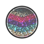 Popsocket Universal PopGrip for Most Cell Phones, Black/Gold/Pink/Purple/Aquamarine (803965)
