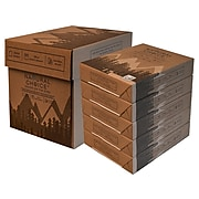 "Natural Choice 8.5"" x 11"" Multipurpose Paper, 20 lbs., 500/Ream, 5 Reams/Carton (MNW000-74)"