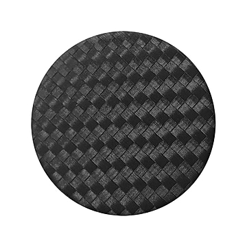 PopSockets Universal PopGrip for Most Cell Phones, Black (800549)