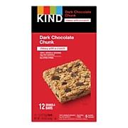 KIND Bar, Healthy Grains, Dark Chocolate Chunk, 1.2 Oz., 12/Box (PHW18082)