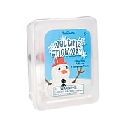 Toysmith Melting Snowman Kit, White with Color Accents