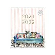 "2021-2022 Punch Studio 9"" x 11"" Planner, Multicolor (79139)"