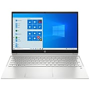 "HP 15-eg0067st 15.6"" Notebook, Intel i7, 12GB Memory, 512GB SSD, Windows 10, Silver"