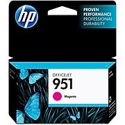 HP 951 Magenta Standard Yield Ink Cartridge (CN051AN#140)