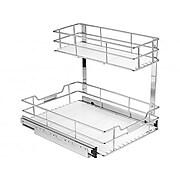 Cuisinart Steel Cabinet Organizer, Gray (CTG-00-2TCO)