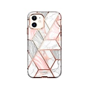 i-Blason Cosmo Marble Pink Case for iPhone 12 mini (iPhone2020-5.4-Cosmo-SP-Marble)