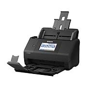 Epson WorkForce ES-580W Wireless Duplex Document Scanner, Black (B11B258201)