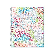 "2021-2022 Blue Sky 8.5"" x 11"" Academic Appointment Book, Ditsy Dapple Light, Multicolor (132002)"