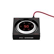 Sennheiser GSX 1200 PRO Audio Amplifier with 7.1 Surround Sound, Black
