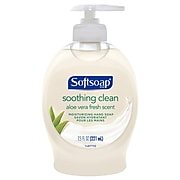 Softsoap Soothing Aloe Vera Liquid Hand Soap, 7.5 oz. (US04968A)