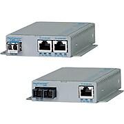 Omnitron OmniConverter 9363-1-11W Media Converter