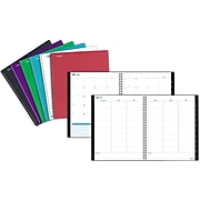 "2021-2022 Five Star 8.5"" x 11"" Academic Planner, Assorted Colors (CAW651-00-22)"