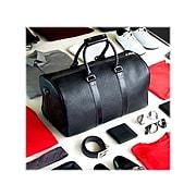 "MacCase 19"" Black Travel Duffel Bag (DB-BK)"