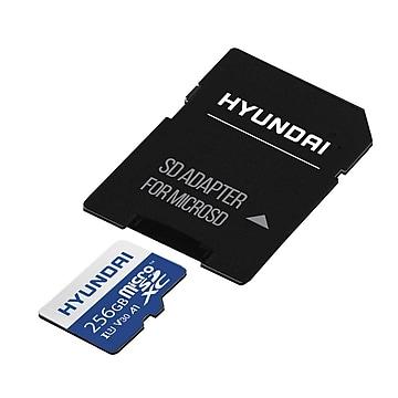 Hyundai SDC256GU3 256GB Flash Memory, microSDXC