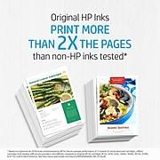 HP 564XL Black/Cyan/Magenta/Yellow High Yield Ink Cartridges, 5/Pack (N9H68FN)