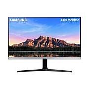 """Samsung U28R550UQN 28"""" LED Monitor, Dark Gray/Blue"""