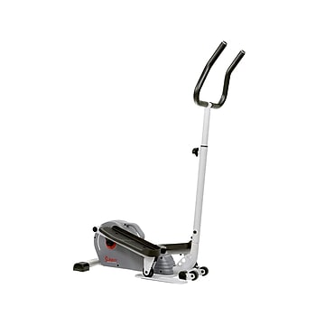 Sunny Health and Fitness Magnetic Standing Elliptical (SF-E3988)