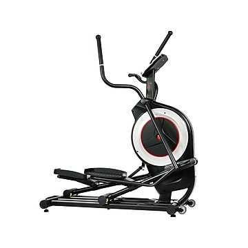 Sunny Health & Fitness Programmable Elliptical Trainer, 19.5  Stride (SF-E3875)