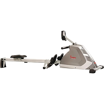 Sunny Health & Fitness Programmable Magnetic Rower (SF-RW5854)