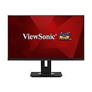"""ViewSonic VG2756-4K 27"""" LED Monitor, Black"""