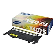 Samsung CLT-Y407 Yellow Standard Yield Toner Cartridge (SU478A)