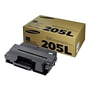 Samsung MLT-D205 Black High Yield Toner Cartridge (SU967A)