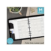 "2022 AT-A-GLANCE 8.5"" x 11"" Refill, White (491-685-22)"