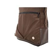 Token Woodhaven Laptop Backpack, Dark Brown (TK-225-WN DBR)