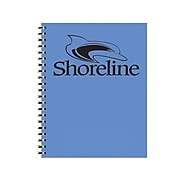"2021-2022 House of Doolittle 8.5"" x 11"" Academic Planner, Bright Blue (26308-22)"