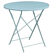 Flash Furniture Sky Blue Indoor Outdoor Tables (CO4SKY)