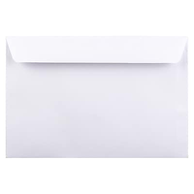 Promotional Material Brochures and More| 75902-50 | Perfect for mailing Documents Catalogs 10 x 13 Open End Envelopes Direct Mail 50 Qty. Tyvek 14lb