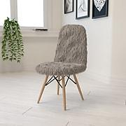 Flash Furniture Shaggy Chair(DL16)