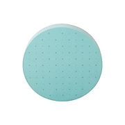 """Noted by Post-it® Brand, Turquoise Round Notes, 2.9"""" x 2.9"""", 100 Sheets/Pad, 1 Pad/Pack (NTD-3RD-TQ)"""