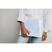 """Noted by Post-it® Brand, Blue Lined List Notes, 2.9"""" x 5.7"""", 100 Sheets/Pad, 1 Pad/Pack (NTD-36-BLU)"""