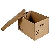 """15"""" x 15"""" x 12"""" File Box, Brown, 25/Bundle (8115014554036)"""