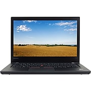 "Lenovo ThinkPad T470 14"" Refurbished Notebook, Intel i5, 16GB Memory, 512GB SSD, Windows 10 Pro (ST5-32877)"