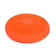 Bouncy Bands Little Wiggle Seat, Kids Sensory Cushion, Orange (BBAWS27OR)