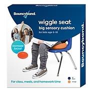 Bouncy Bands Big Wiggle Seat, Kids Sensory Cushion, Orange (BBAWS33OR)
