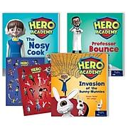 Hero Academy Parent Pack, Grade 2-3 (480L-540L), Paperback (9780358177760)