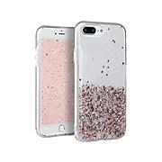 MVMT Glitter Rose Gold Case for iPhone 7 Plus/iPhone 8 Plus (IC7591-8PR-RGA)
