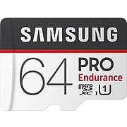 Samsung PRO Endurance MB-MJ64GA/AM 64GB Flash Memory, microSD