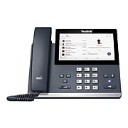 Yealink MP56-TEAMS Corded Phone, Classic Gray