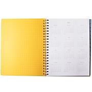 "2021-2022 Fringe Studio 8.75"" x 11"" Weekly/Monthly Academic Planner, Multicolor (825005)"