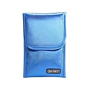 Absorbits Wet Phone Blue Rescue Pouch for Most Smartphones (AP100BU)