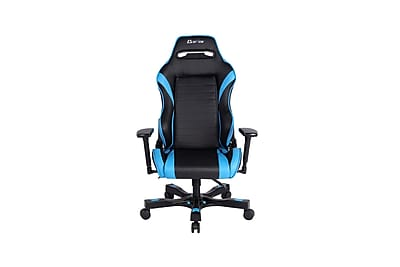 Clutch Chairz Gear Series Alpha, Professional Grade Gaming & Computer Chair in Black and Blue (GRA66BBL)