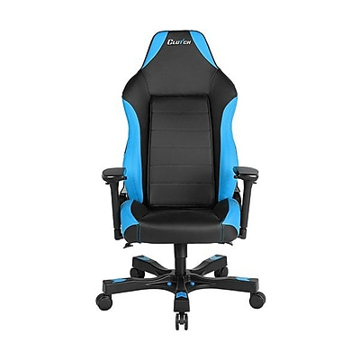 Clutch Chairz Shift Series Alpha, Professional Grade Gaming & Computer Chair in Black and Blue (STA77BBL)