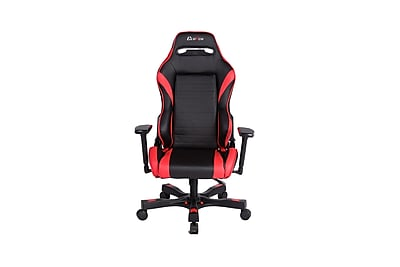 Clutch Chairz Gear Series Alpha, Professional Grade Gaming & Computer Chair in Black and Red (GRA66BR)