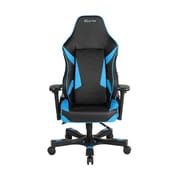 Clutch Chairz Shift Series Bravo, Professional Grade Gaming & Computer Chair in Black and Blue (STB77BBL)
