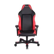 Clutch Chairz Shift Series Alpha, Professional Grade Gaming & Computer Chair in Black and Red (STA77BR)